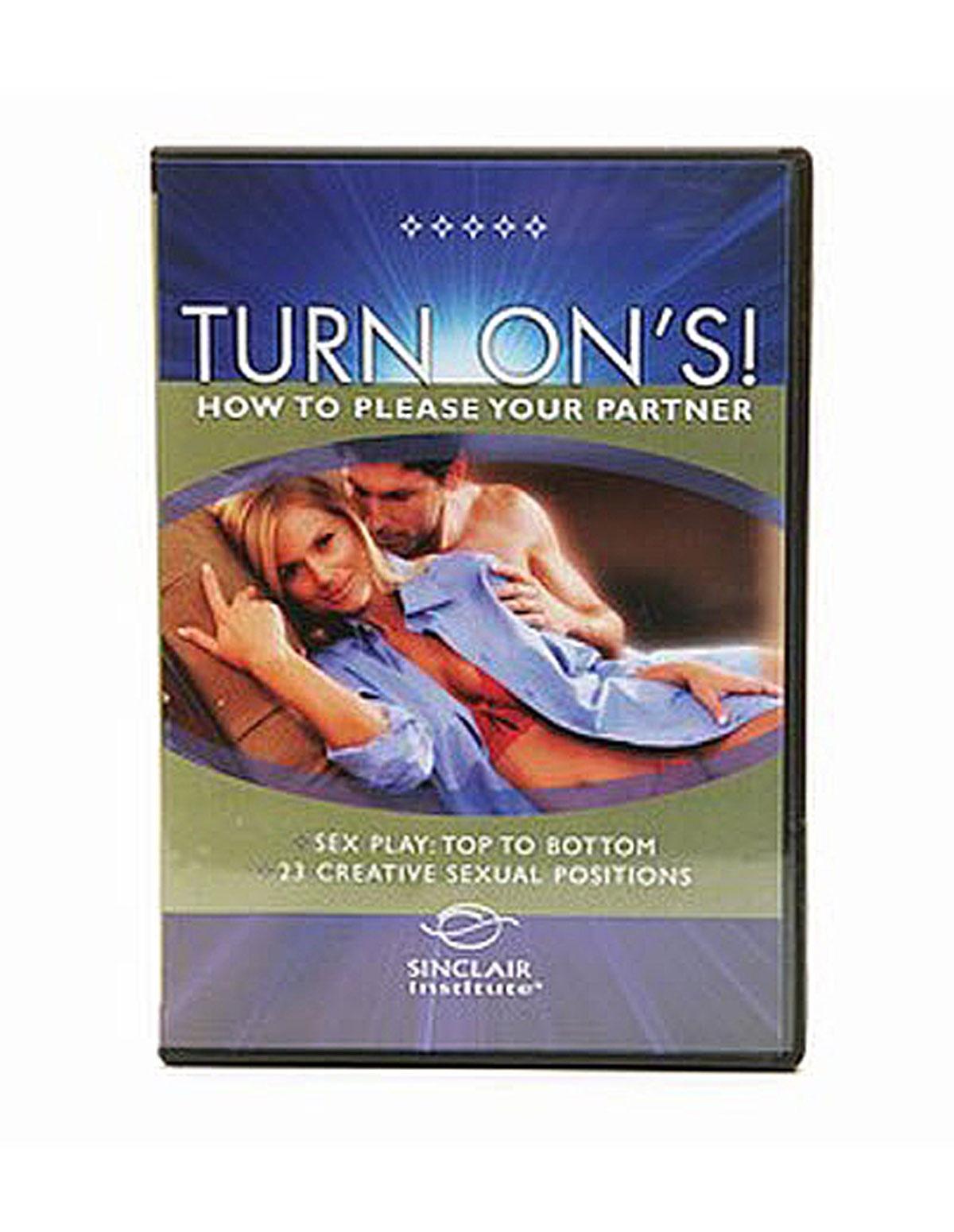 Turn Ons Vol 1 Dvd