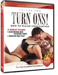 SIZZLE TURN ONS VOLUME 2 DVD