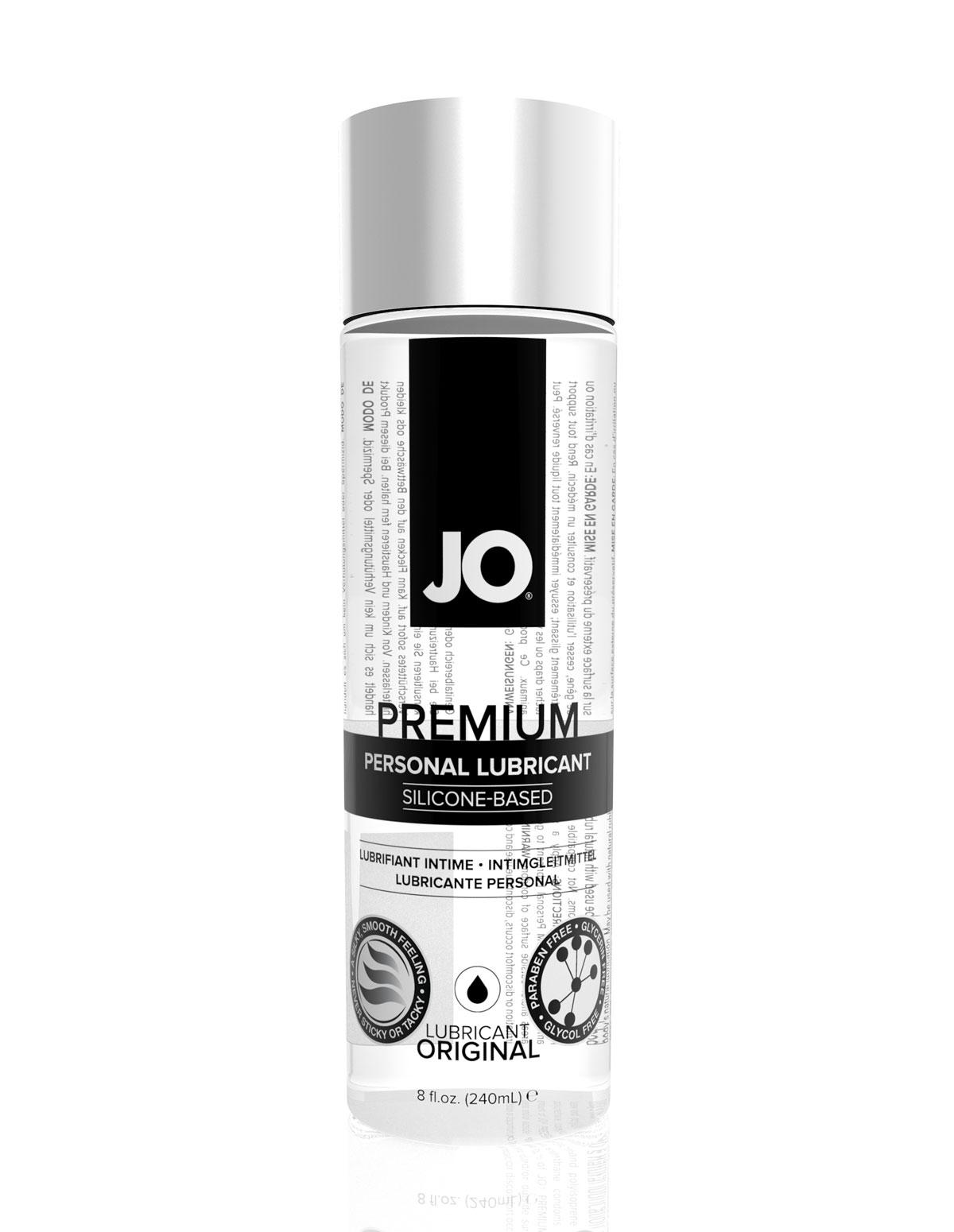 System Jo Premium Lube 8 Oz