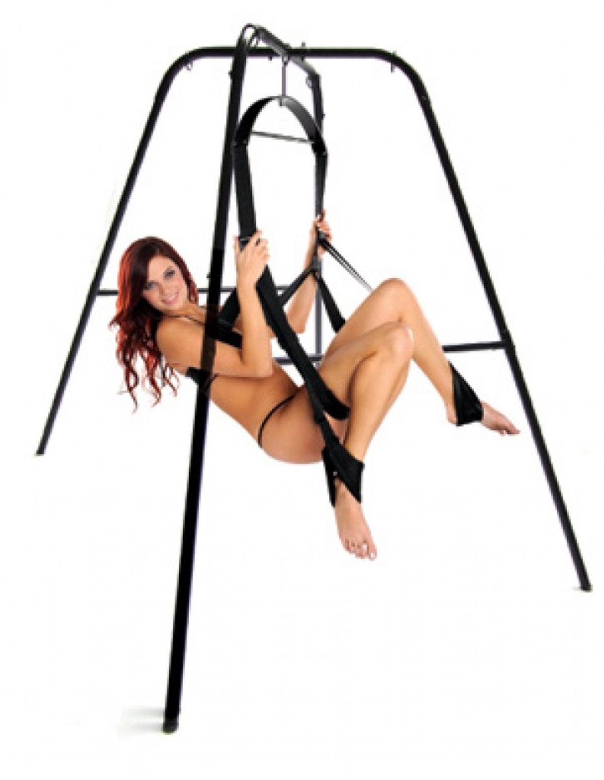360 Spinning Sex Swing