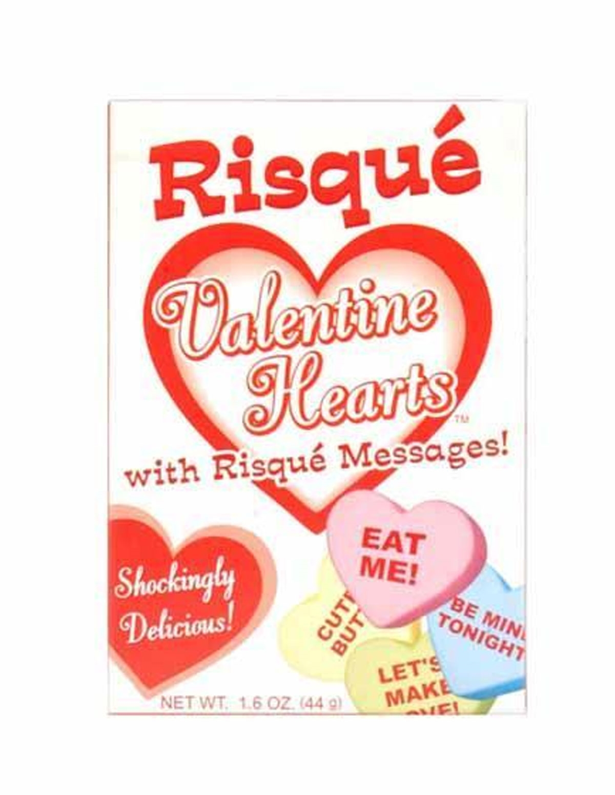 Risque Valentine Heart Candy