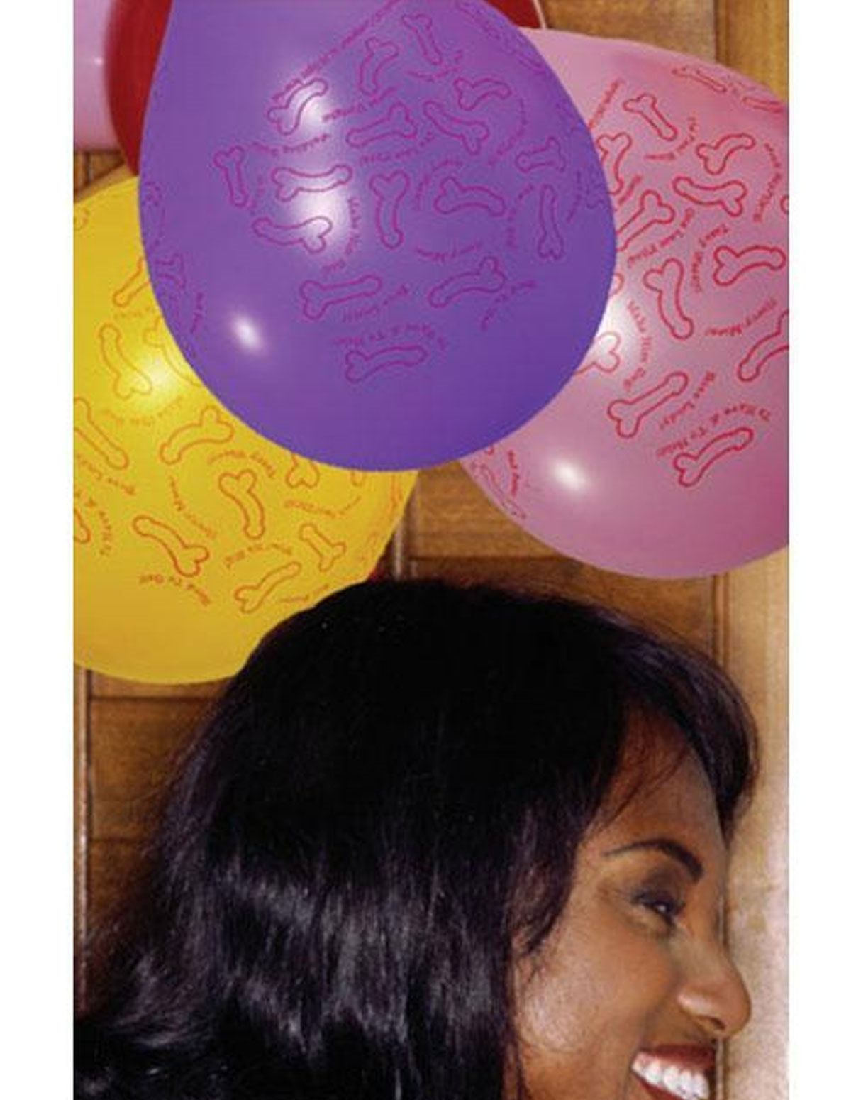 Bachelorette Party Balloons