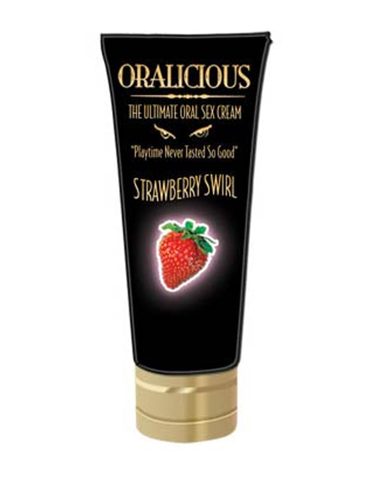 Oralicious Sex Cream Strawberry