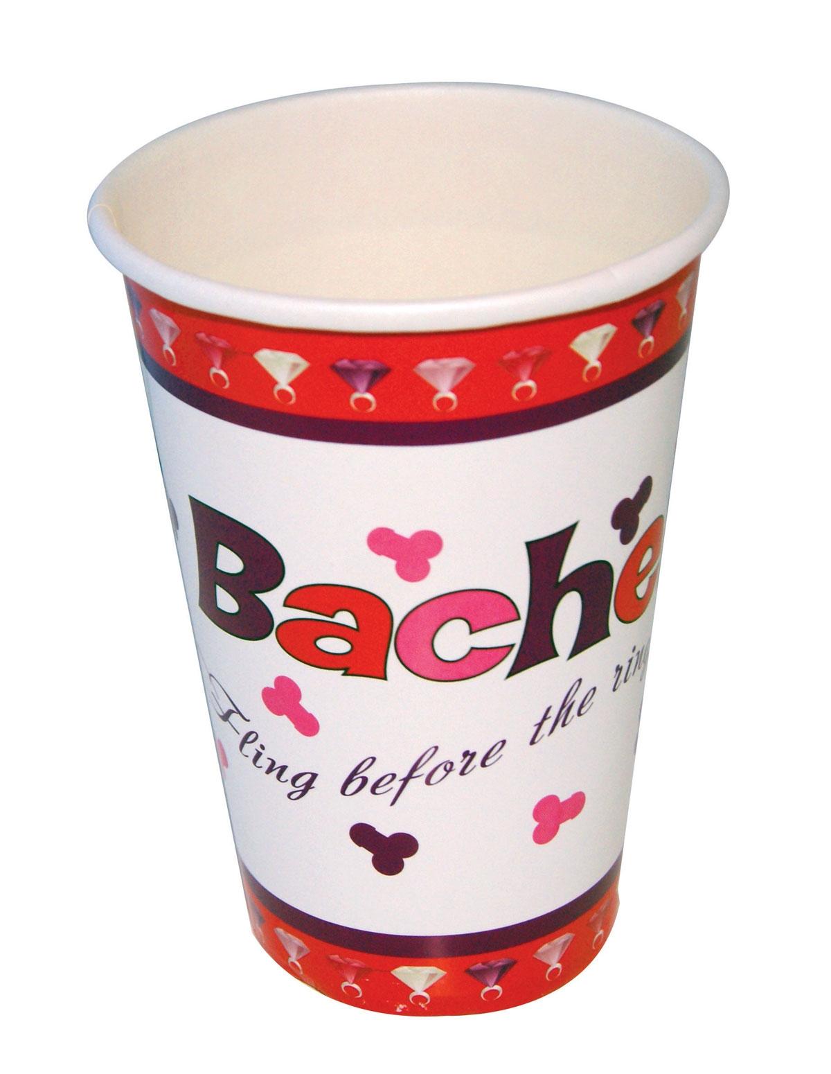 Bachelorette Cups 10Pk
