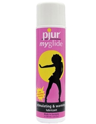 PJUR MY GLIDE WARMING TINGLING LUBE 100ML