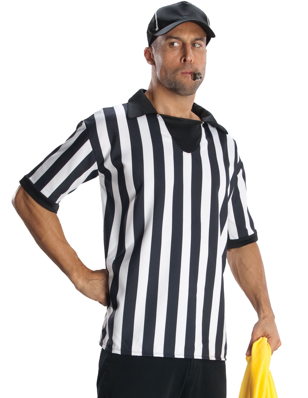 4Pc Referee Costume