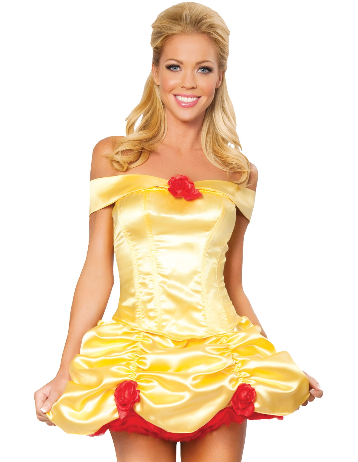 Belle Of The Ball Costume