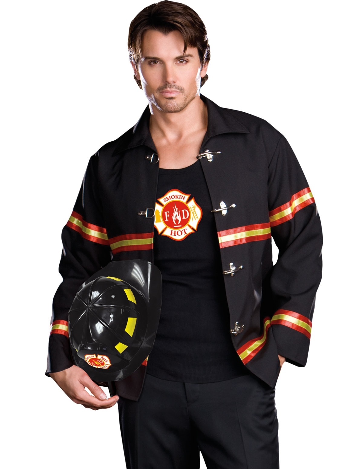 Smokin Hot Fireman