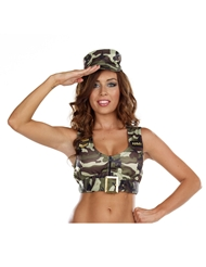 Alternate front view of BATTALION BABE