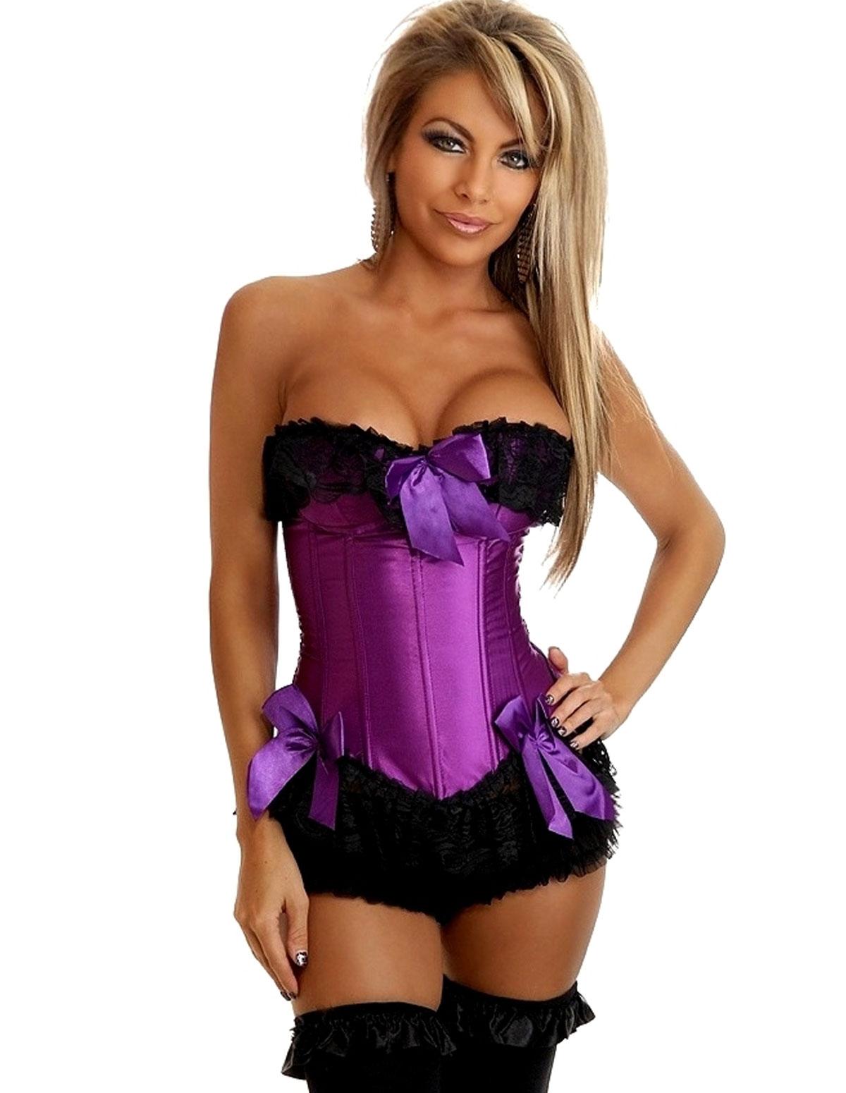 Purple Passion Corset