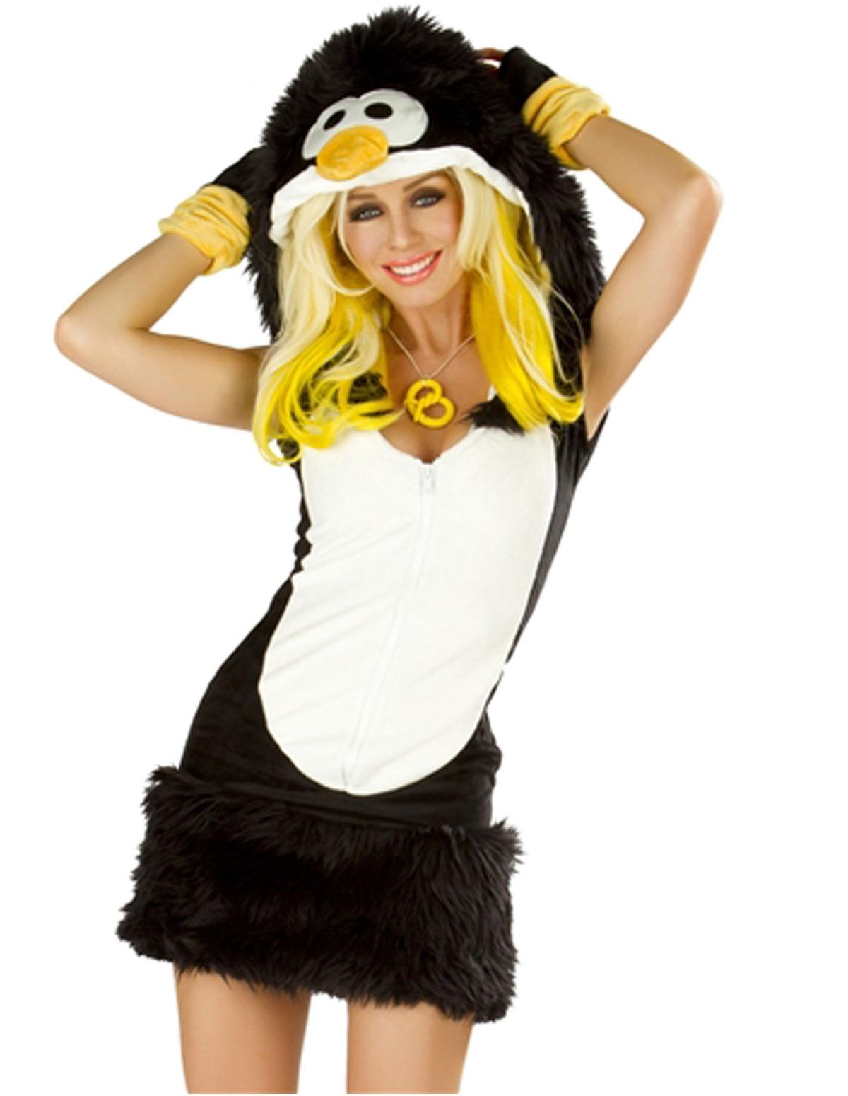 Penguin Dress Costume