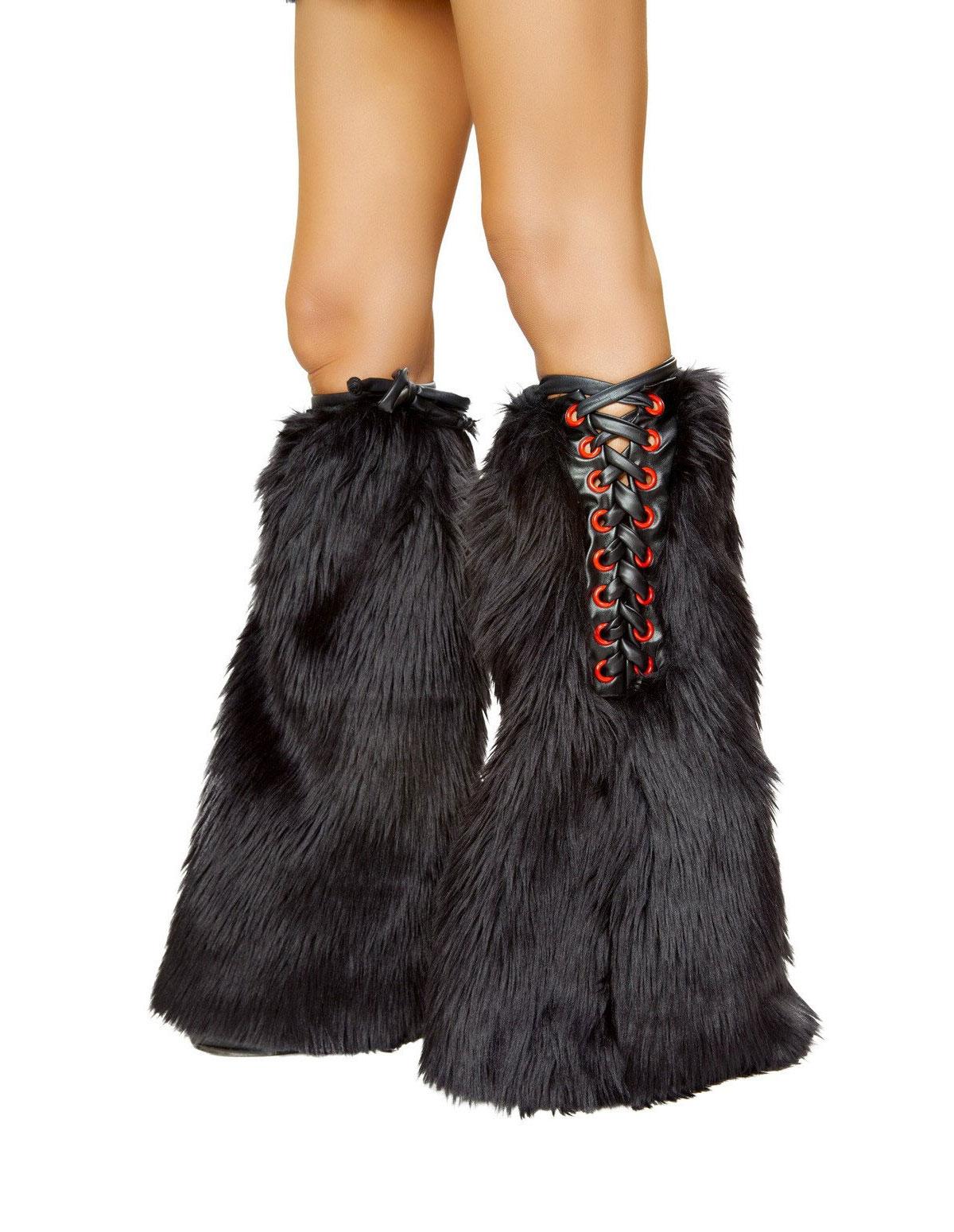 Black Magic Leg Warmers