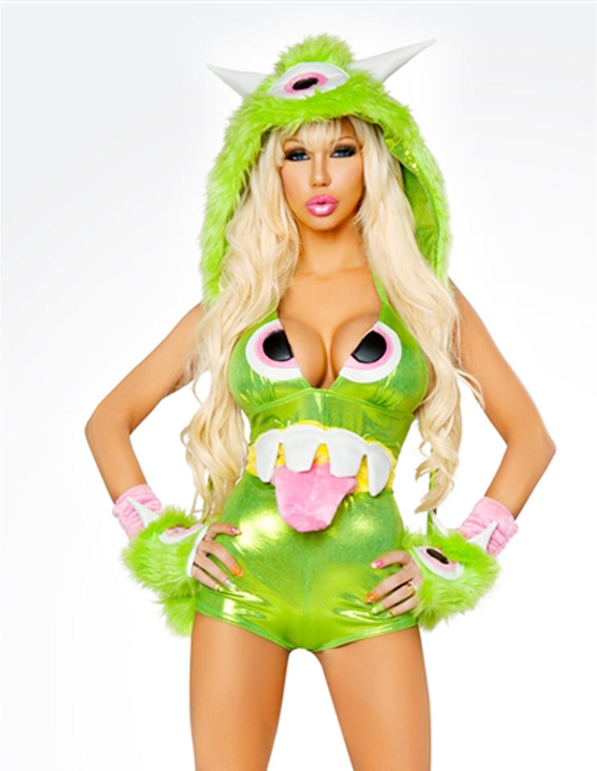 One-Eye Monster Costume