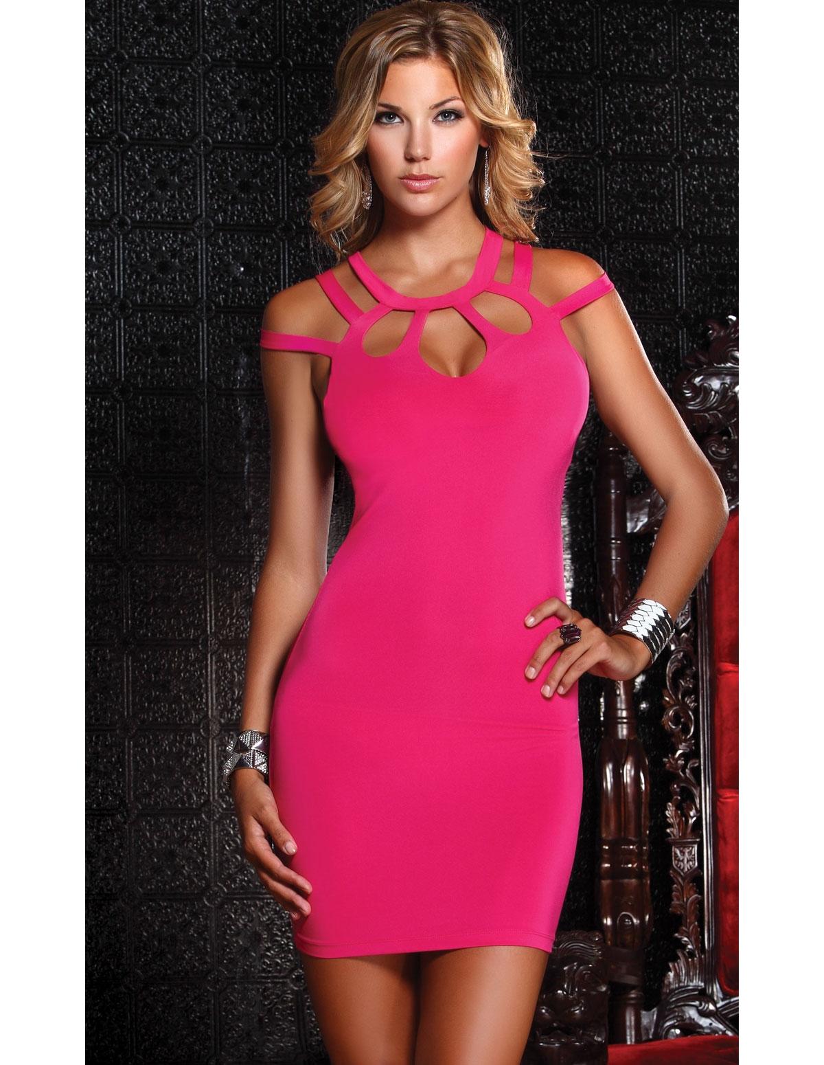 Pink Passion Dress
