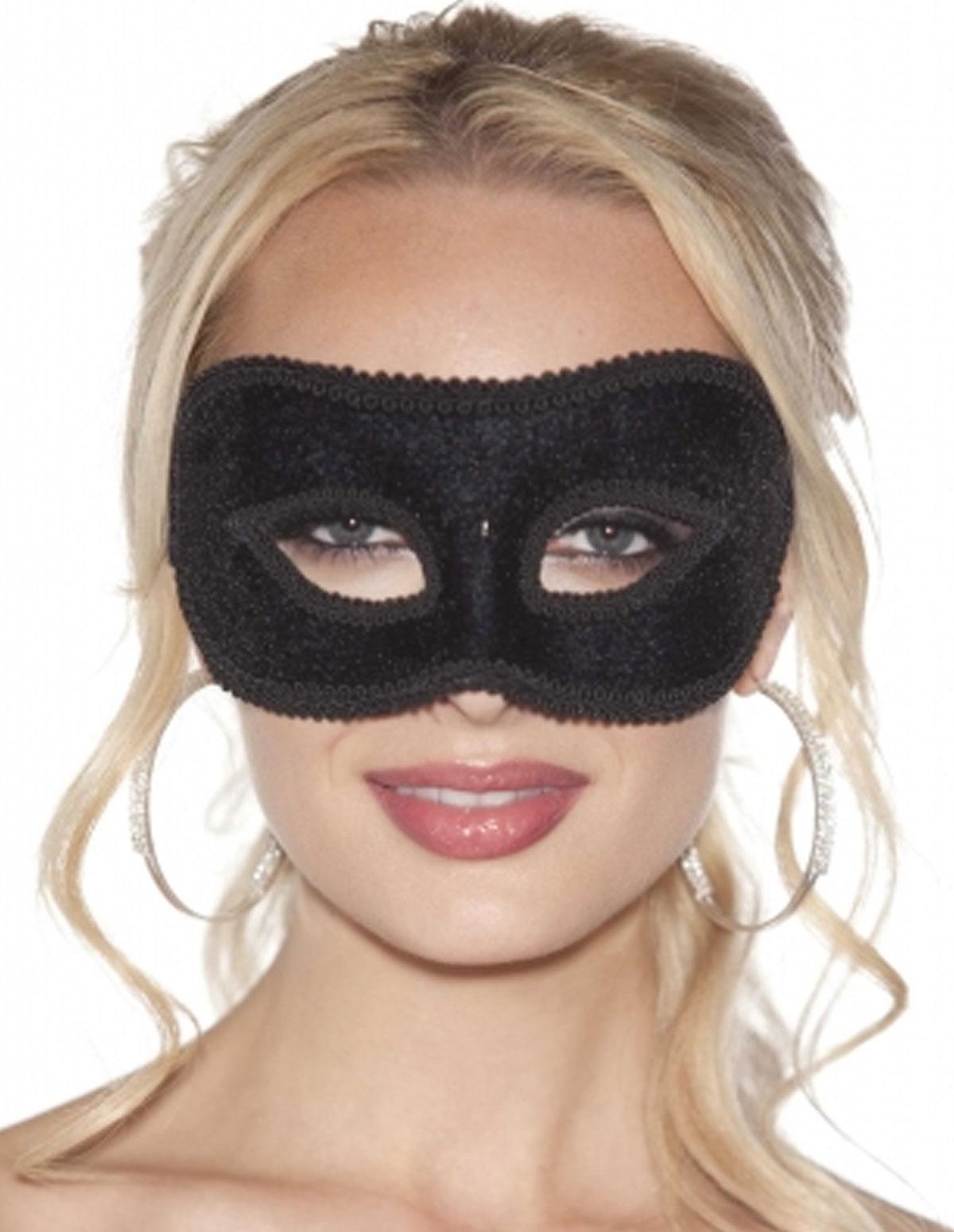 Velvet Eye Mask
