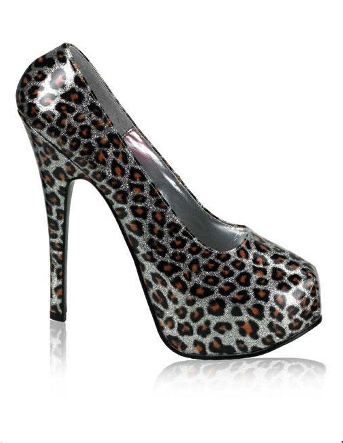 Cheetah Teeze Shoe