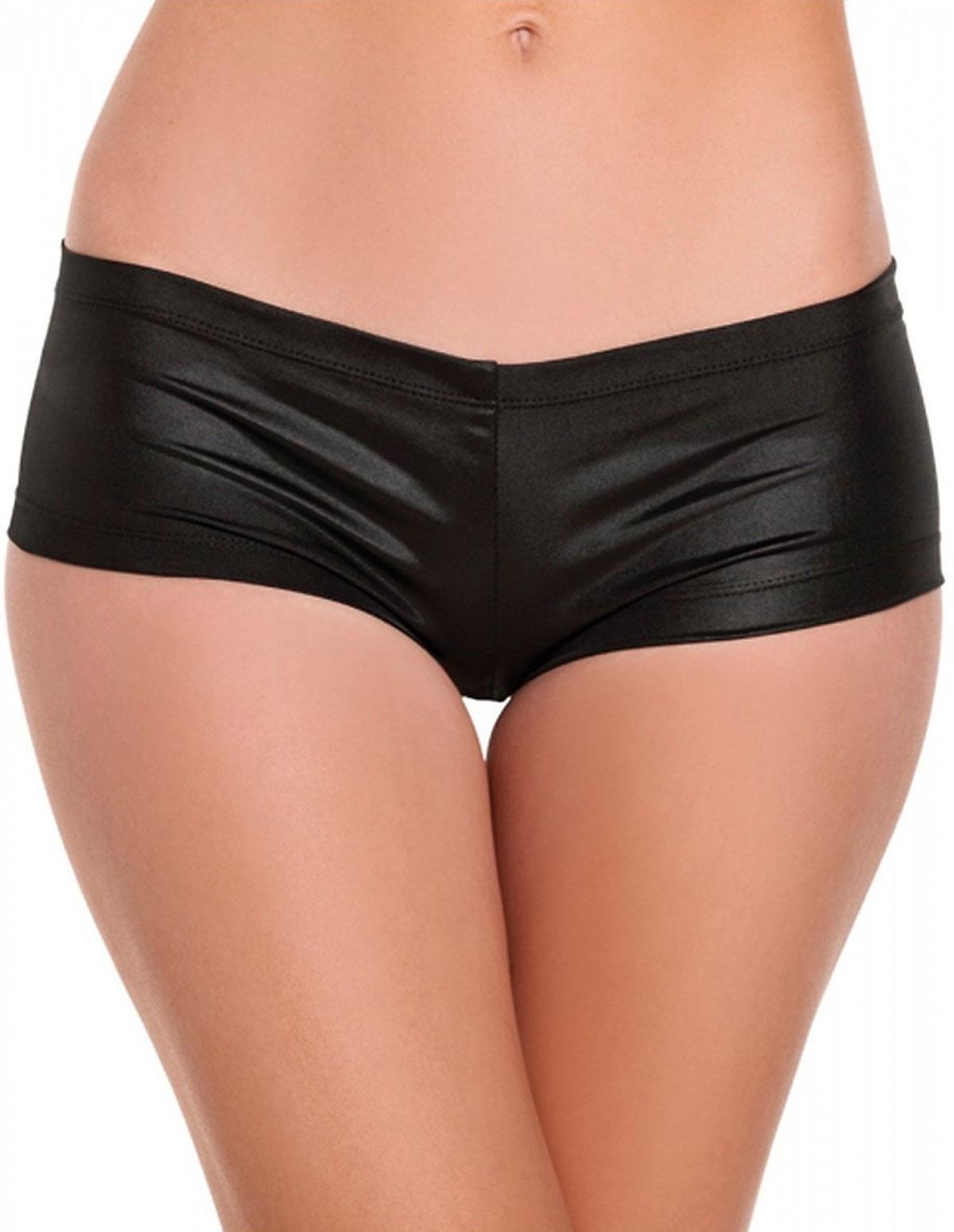 Lycra Booty Short