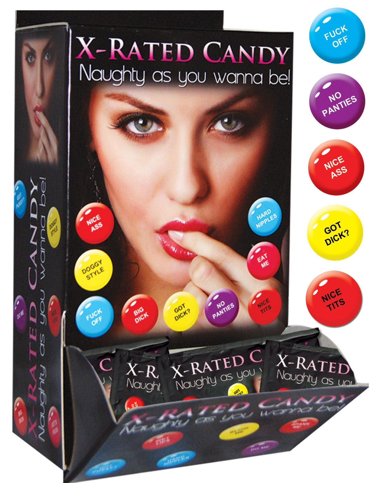 X-Rated Candy
