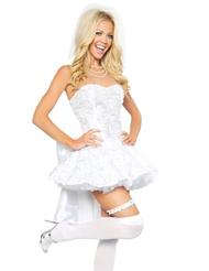 FANTASY BRIDE COSTUME