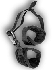 S&M ADJUSTABLE HANDCUFFS