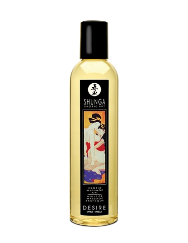 EROTIC MASSAGE OIL VANILLA FETISH