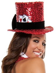 TEXAS HOLD HER HAT