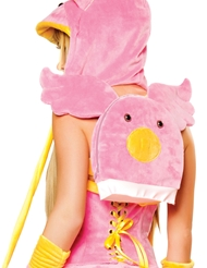 PIGGY BACKPACK
